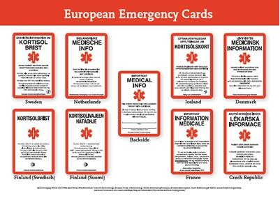EU Emergency Kards